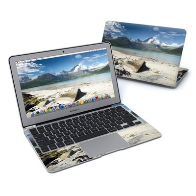 MacBook Air 11in Skin - Arctic Beach