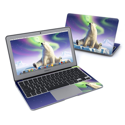 MacBook Air 11in Skin - Arctic Kiss