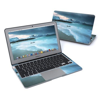 MacBook Air 11in Skin - Arctic Ocean
