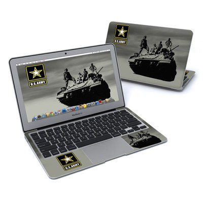 MacBook Air 11in Skin - Army Troop