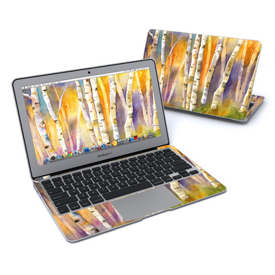 MacBook Air 11in Skin - Aspens