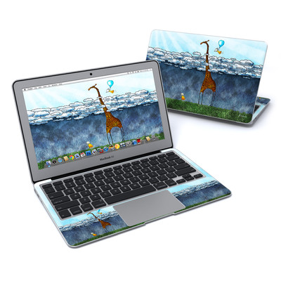MacBook Air 11in Skin - Above The Clouds