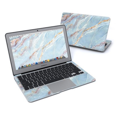 MacBook Air 11in Skin - Atlantic Marble
