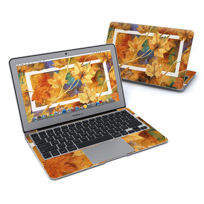 MacBook Air 11in Skin - Autumn Days