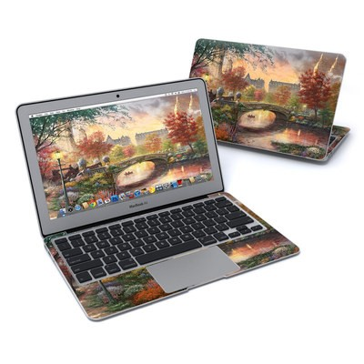 MacBook Air 11in Skin - Autumn in New York