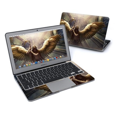 MacBook Air 11in Skin - Azrael