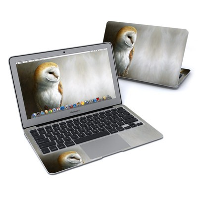 MacBook Air 11in Skin - Barn Owl