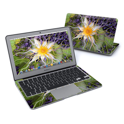 MacBook Air 11in Skin - Bali Dream Flower