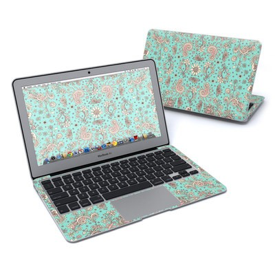 MacBook Air 11in Skin - Birds Of A Flower