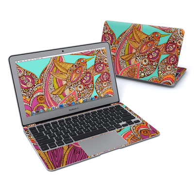 MacBook Air 11in Skin - Bird In Paradise