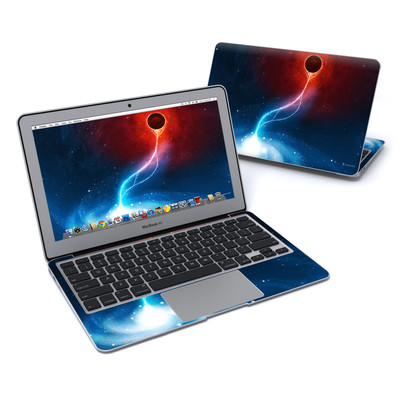 MacBook Air 11in Skin - Black Hole
