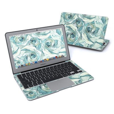 MacBook Air 11in Skin - Bloom Beautiful Rose