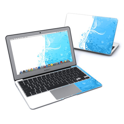 MacBook Air 11in Skin - Blue Crush