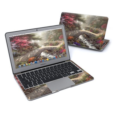 MacBook Air 11in Skin - Bridge of Faith