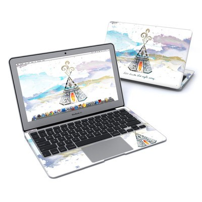 MacBook Air 11in Skin - Boho Teepee