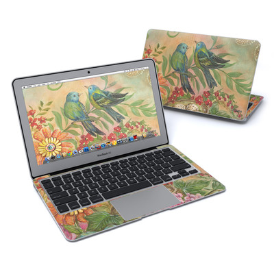 MacBook Air 11in Skin - Splendid Botanical