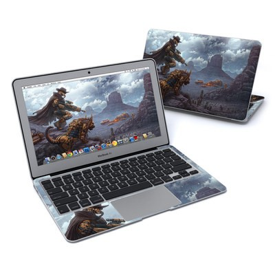 MacBook Air 11in Skin - Bounty Hunter