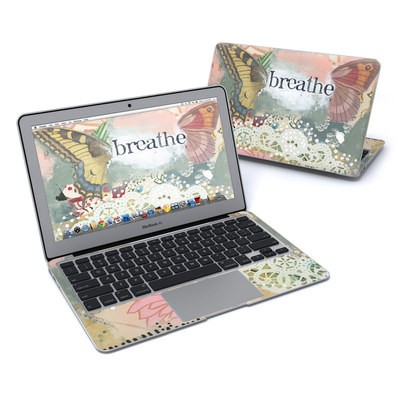 MacBook Air 11in Skin - Breathe