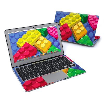 MacBook Air 11in Skin - Bricks