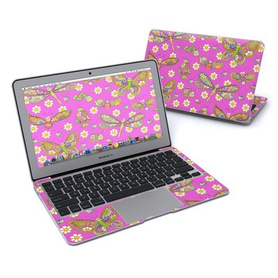 MacBook Air 11in Skin - Buggy Sunbrights
