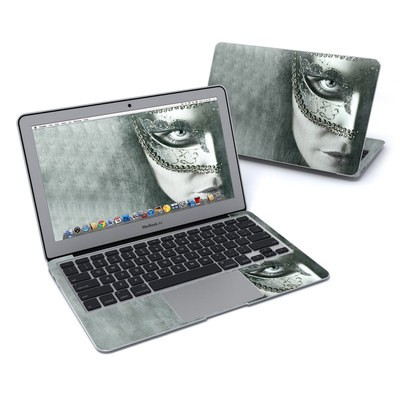 MacBook Air 11in Skin - Behind the Mask