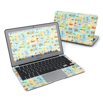 MacBook Air 11in Skin - By The Shore