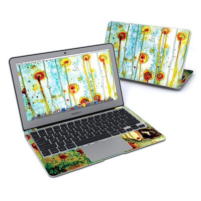 MacBook Air 11in Skin - Beneath The Surface