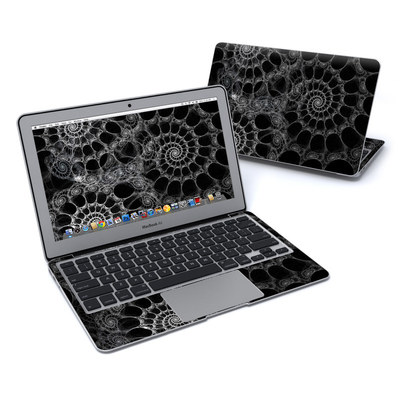 MacBook Air 11in Skin - Bicycle Chain