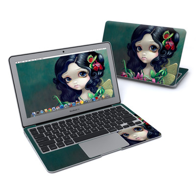 MacBook Air 11in Skin - Carnivorous Bouquet