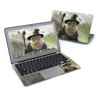 MacBook Air 11in Skin - Catdalf