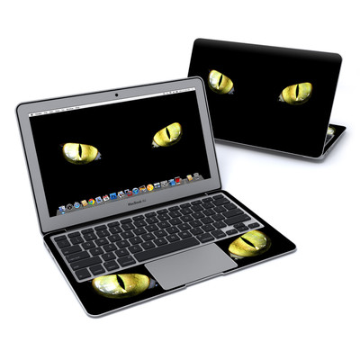MacBook Air 11in Skin - Cat Eyes