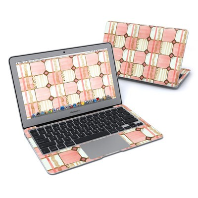 MacBook Air 11in Skin - Chic Check