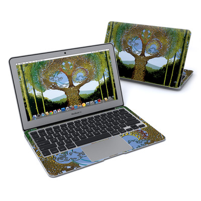 MacBook Air 11in Skin - Celtic Tree