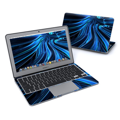 MacBook Air 11in Skin - Cerulean