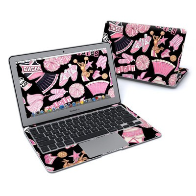 MacBook Air 11in Skin - Cheerleader