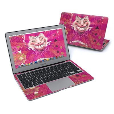 MacBook Air 11in Skin - Cheshire