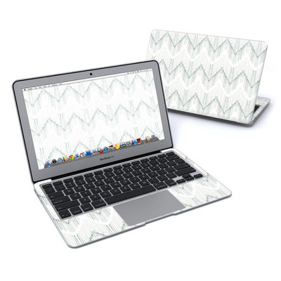 MacBook Air 11in Skin - Chic Chevron