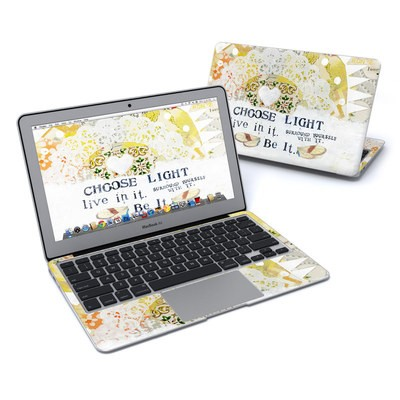 MacBook Air 11in Skin - Choose Light