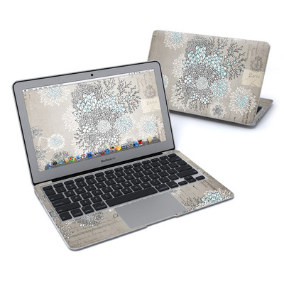 MacBook Air 11in Skin - Christmas In Paris