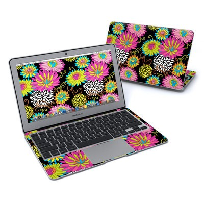 MacBook Air 11in Skin - Chrysanthemum