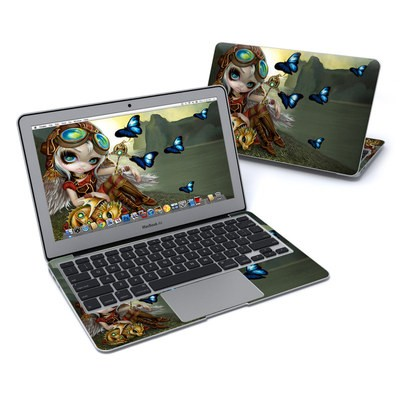 MacBook Air 11in Skin - Clockwork Dragonling