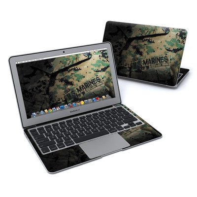 MacBook Air 11in Skin - Courage