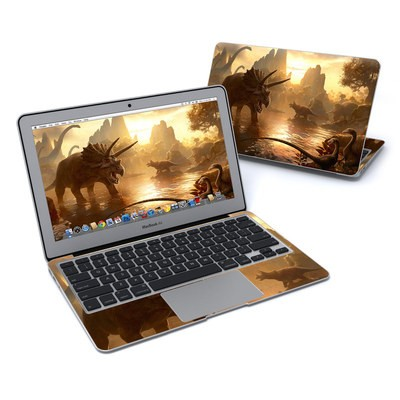 MacBook Air 11in Skin - Cretaceous Sunset