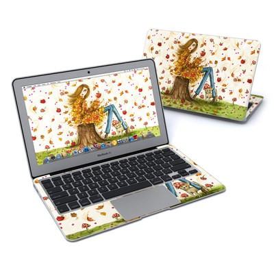 MacBook Air 11in Skin - Crisp Autumn