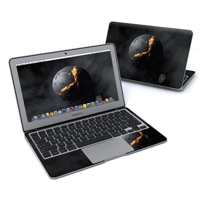 MacBook Air 11in Skin - Crucible