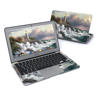 MacBook Air 11in Skin - Conquering Storms