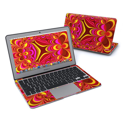 MacBook Air 11in Skin - Cyclotomic Contours