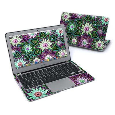 MacBook Air 11in Skin - Daisy Trippin