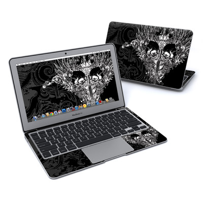 MacBook Air 11in Skin - Darkside
