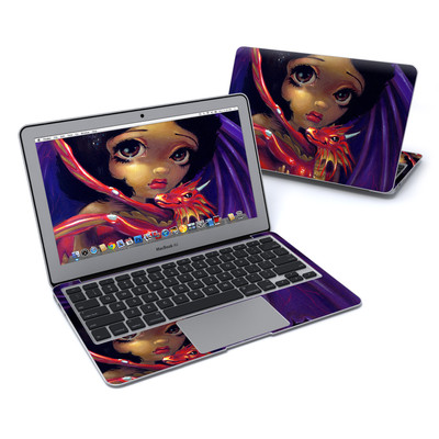 MacBook Air 11in Skin - Darling Dragonling